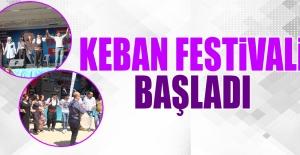 Keban Festivali Başladı