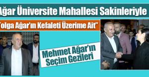 Mehmet Ağar'ın Gezileri