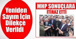 MHP Elazığ Teşkilatı, İl Seçim Kuruluna  Başvurdu