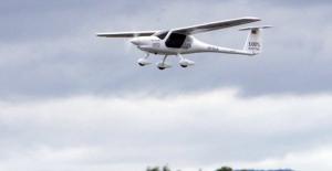 Norveç'in İlk Elektrikli Uçağı Havalandı