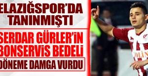 Osmanlıspor, Bonservis Bedelini Açıkladı