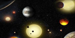 Öte Gezegenlerin Uydularında Yaşam İzi Arayışı