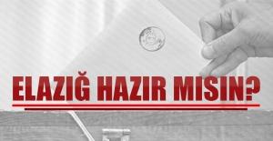 Türkiye Sandık Başına Gidiyor