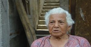 Zor Şartlar Altında Yaşayan Nuriye Nine, Özel Bakım Merkezine Yerleştirildi