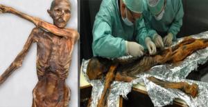 5 Bin Yaşındaki Buz Adam Ötzi'nin Son Yemeği Belli Oldu