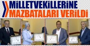 AK Parti Elazığ Milletvekillerine...