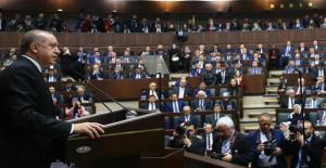AK Parti Grubu Cumartesi Günü Toplanacak