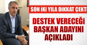 Başkan Yanılmaz, Elazığspor'un Başkan Adayını Açıkladı