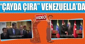 """""""Çayda Çıra"""" Venezuela'da"""