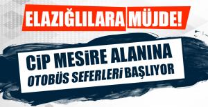 CİP MESİRE ALANINA OTOBÜS SEFERLERİ...