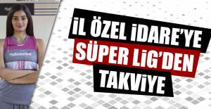 Elazığ İl Özel İdare'ye Süper Lig'den Takviye