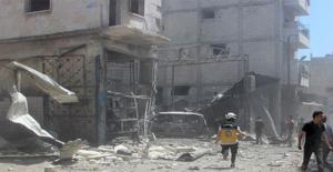 Esed Varil Bombasıyla Saldırdı: 10 Sivil Öldü