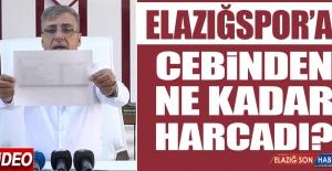 Hacı Murat Yümlü Cebinden Ne Kadar Harcadı?