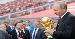 Rusya, Dünya Kupası...