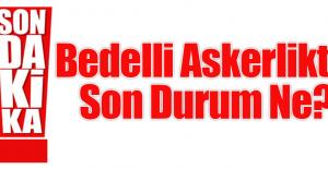 AK Partili Turan Bedelli Askerlikle İlgili Açıklama Yaptı