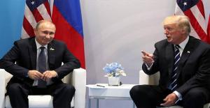 Trump ve Putin Helsinki'de...