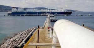 Türkiye LNG ithalatında Avrupa İkincisi Oldu