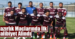 TY Elazığspor: 2-1 Niğde Belediyespor