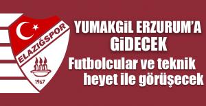 Yumakgil, Erzurum'a Gidecek