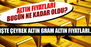 18 Ağustos altın fiyatları...
