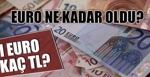 1 EURO KAÇ TL?