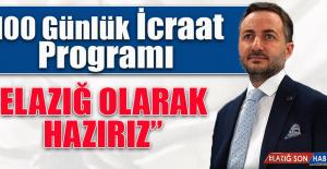 Başkan Arslan: Program Bizleri Heyecanlandırmıştır