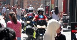 Bolu'da Motosiklet Ambulanslar Hayat Kurtarıyor