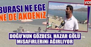 Burası Ne Ege; Ne de Akdeniz