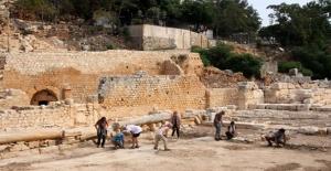 Elaiussa Sebaste Antik Kenti'nde Sezon Kazıları Başladı