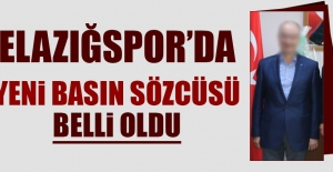 Elazığspor'a Yeni Basın Sözcüsü