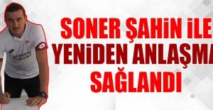 Elazığspor'da Soner Şahin İle Anlaşma Sağlandı