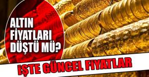 Gram Altın ve Çeyrek Altın Fiyatı Bugün Ne Kadar Oldu?