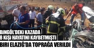Kazada 8 Kişi Hayatını Kaybetmişti