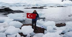 Kitlesel Fonlama Yöntemiyle Antarktika'yı Gezdi