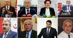 Liderlerin Bayram Programları Belli Oldu
