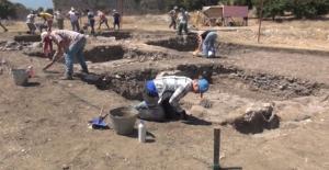 Limyra Antik Kenti'nde Arkeolojik Kazılar Başladı