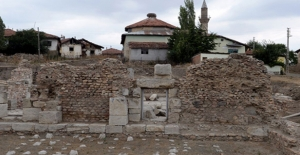 Sebastapolis Antik Kenti'nin Hamam Bölümü Gün Yüzüne Çıkarıldı