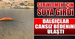 Şırnak'ta Serinlemek İçin Girdiği Suda Boğuldu