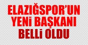 Son Dakika! Elazığspor'un Yeni Başkanı...