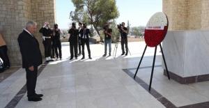 TBMM Başkanı Binali Yıldırım KKTC'de
