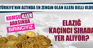 Türkiye'nin Altında En Zengin Olan İlleri Belli Oldu