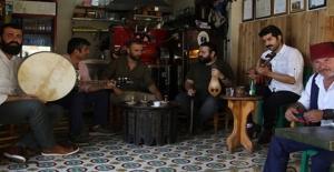 Üsküdar'ın Geleneksel Semai Kahvesi