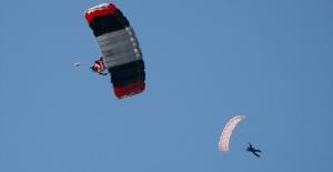 46. Türkiye Paraşüt Şampiyonası İzmir'de başladı