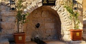 Artuklu'da tarihi 6 çeşme restore edildi