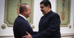 Devlet Başkanı Maduro ile Görüştü