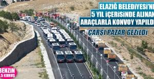 Elazığ Belediyesi#039;ne Alınan...