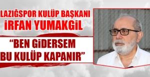 Elazığspor Kulüp Başkanı İrfan...