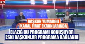 Elazığspor'la İlgili Kanal Fırat Ekranlarında Çarpıcı Açıklamalar Yapıldı