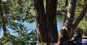 Küçükelmalı Tabiat Parkı yeni yatırımlarla canlanacak