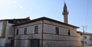 Malatya'da Toptaş Camii yeniden ibadete açıldı